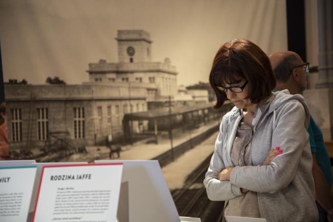 """Wystawa AUSGEWIESEN! Berlin, 28.10.1938 Die Geschichte der """"Polenaktion"""""""